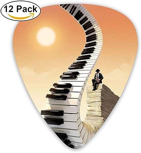Surtido de notas musicales divertidas Música Medidor acústico ...