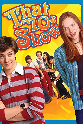 That 70s Show Season 3 (24inch x 36inch/60cm x 90cm) Waterproof Poster No Fading