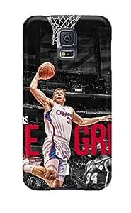 Premium Tpu 2013 Blake Griffin Cover Skin For Galaxy S5