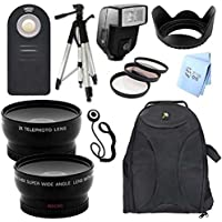 Ultimate PLUS Accessory Package for Nikon D600 and D610 Digital SLR Cameras