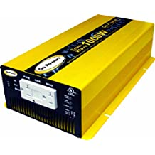 Go Power! GP-SW1000-12 1000W Pure Sine Wave Inverter, 12V