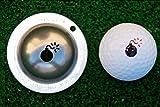 Tin Cup Bombs Away Golf Ball Custom Marker Alignment Tool