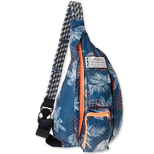 KAVU Rope Pack Backpack, Palmagrid, One Size