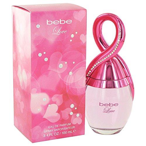 : Bebe Love by Bebe Women's Eau De Parfum Spray