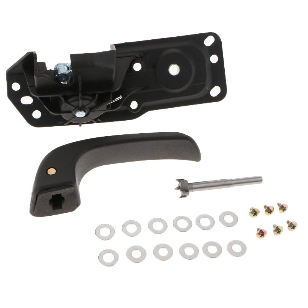 B Blesiya Professional Car Door Handle Repair Kit Hinge Pins for 07-14 GMC 07-13 Chevy Silverado
