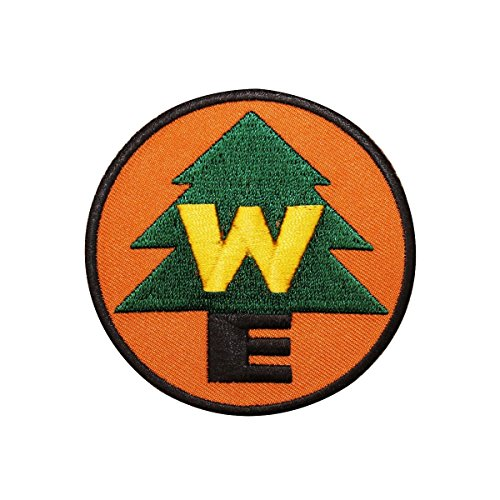 Russell Brand Costume For Halloween (Wilderness Explorer Disney Scout Iron On Badge Patch Up Craft Accessory)