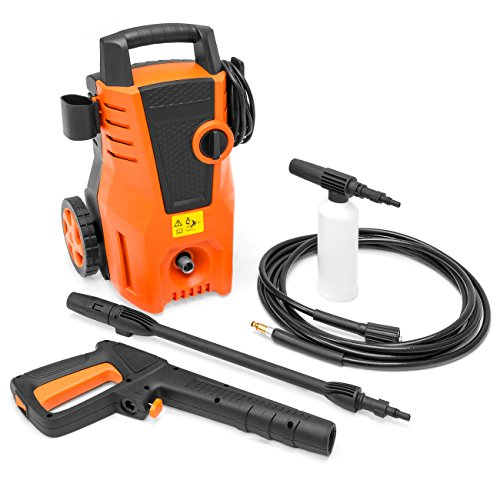 Best Choice Products Home Electric Power Washer Machine for Deep Cleaning Patio & Outdoor, 1522 PSI