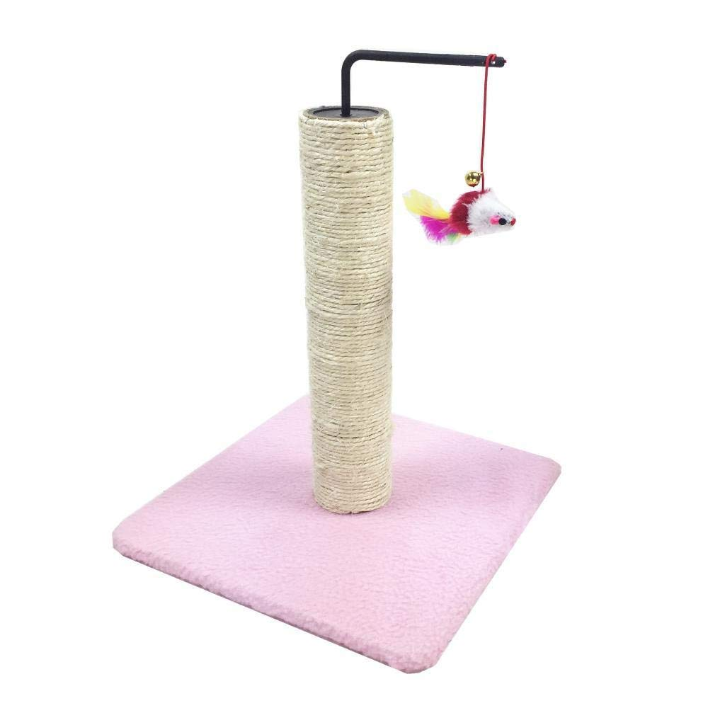 A Axiba Play Towers Trees for Cats Pet redating Cat Toy Cat Scratch Board Furniture 30  30  37cm Plate hemp Flannel