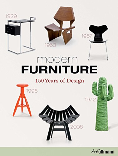 Modern Furniture: 150 Years of Design (English, French and German Edition)