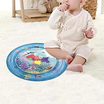 Easy-topbuy Almohadilla Inflable para bebés, cojín de Agua ...