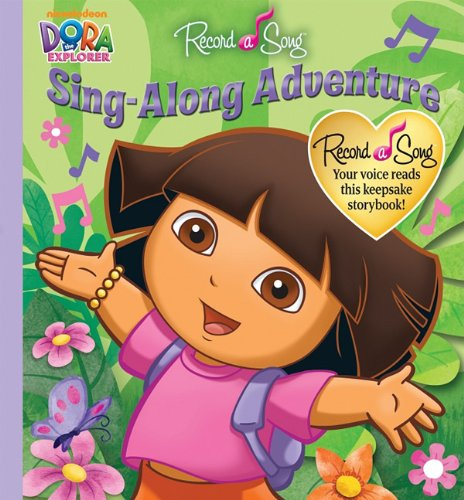 Record a Song Dora The Explorer: Sing Along Adventure
