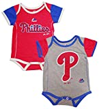 Philadelphia Phillies Baby / Infant 2 Piece Creeper Set