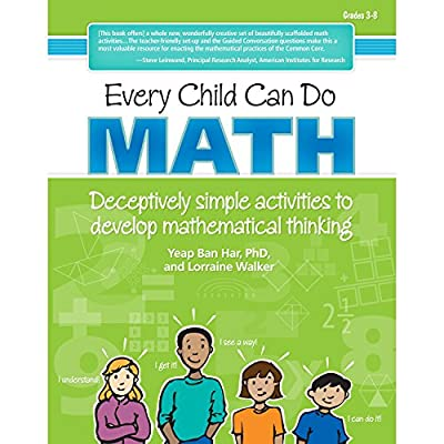 Essential Learning Products Every Child Can Do Math: Yeap Ban Har and Lorraine Walker: Industrial & Scientific
