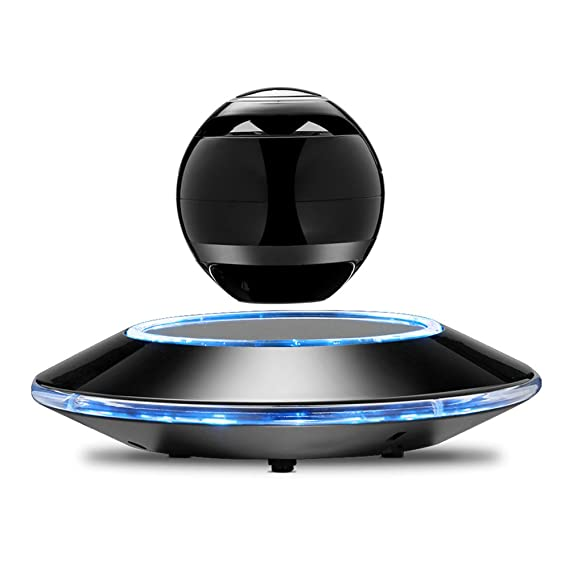 Review Infinity Orb Levitating Bluetooth