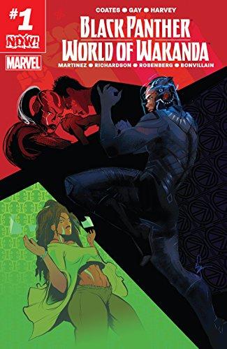Black Panther: World of Wakanda (2016-2017) #1