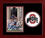 Campus Images NCAA Ohio State Buckeyes University Spirit Photo Frame (Vertical)