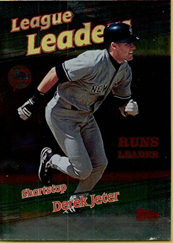 DEREK JETER COLLECTIBLE BASEBALL CARD - 1998 FLEER LEGENDS OF TODAY BASEBALL CARD #93 (NEW YORK YANKEES) FREE SHIPPING & - Today The Legends