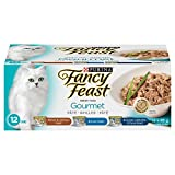 Purina® Fancy Feast® Gourmet Cat Food Variety Pack 12-85g Cans