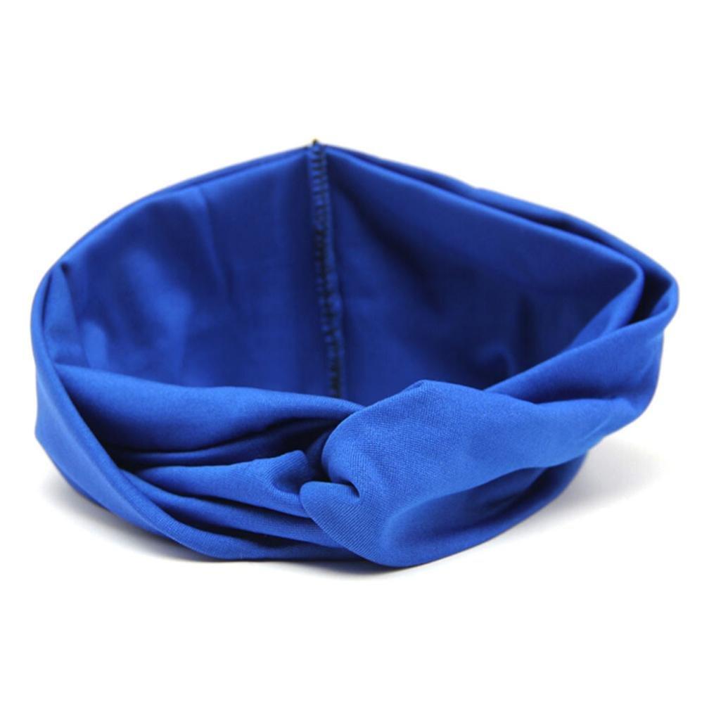 Omiky® Frauen Headwear Cross Sport Yoga Tuch Stirnband Turban Kopftuch Wrap