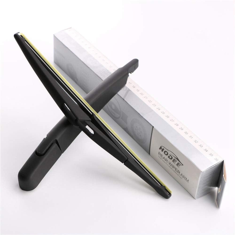 HODEE Bras dessuie-glace arri/ère /& Balai//Rear Wiper ARM /& Blade Set for NEMO 1DOOR 2008-2015