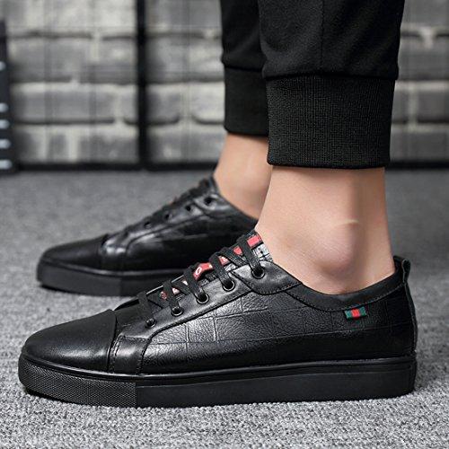 LHEU 39 Nero Nero Sneaker 5 EU Uomo LH1680 Minitoo dq1wxfZd