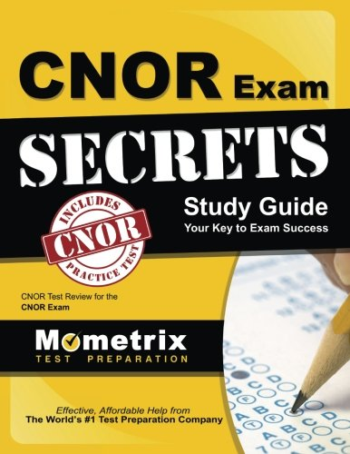 1609710002 - CNOR Exam Secrets Study Guide: CNOR Test Review for the CNOR Exam