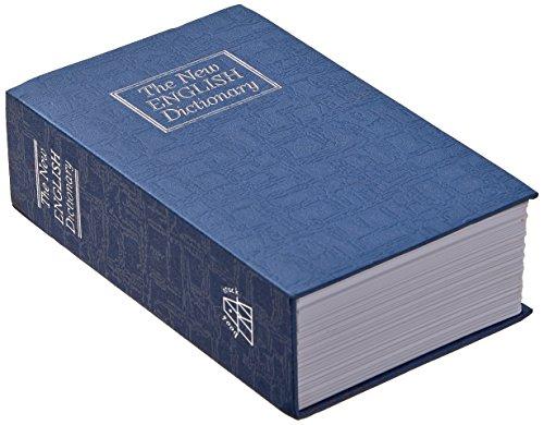 Streetwise productos de seguridad Streetwise libro seguro con llave de bloqueo