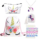 DRESHOW Unicorn Gifts for Girls Unicorn Gift Sets for Party Christmas