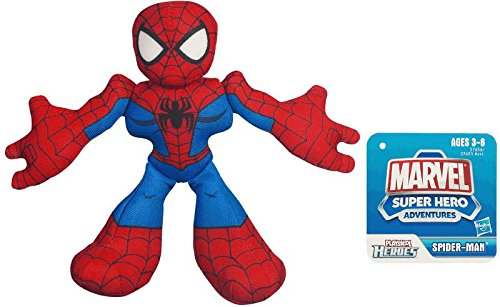 Amazon.com: Marvel Super Hero Adventures Playskool Heroes ...