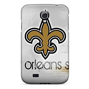 WWOStore Fashion Protective New Orleans Saints Case Cover For Galaxy S4