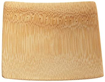 PacknWood Bamboo Mini Square Dish, 2.3-Inch x 2.3-Inch, (Case of 144)