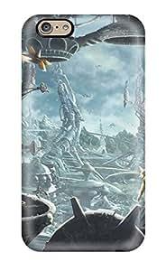 Kara Zahradnik's Shop New Tpu Hard Case Premium Iphone 6 Skin Case Cover(city Sci Fi)