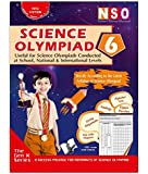 National Science Olympiad - Class 6 (With OMR Sheets): Theories with Examples, Mcqs and Solutions, Previous Questions, Model Test Papers