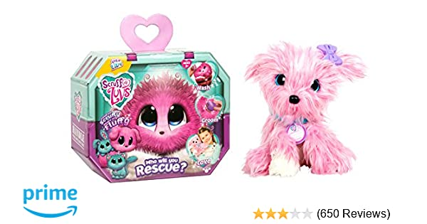 ed3c8985a0 Amazon.com  Little Live Scruff-a-Luvs plush mystery rescue pet
