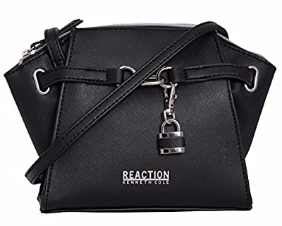 Kenneth Cole Reaction Linked Up Mini Cross Body Messenger Bag