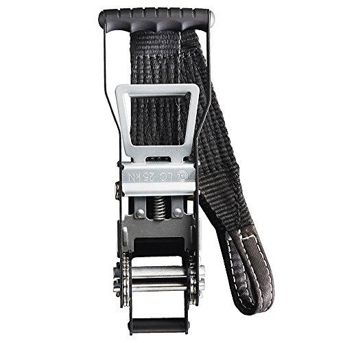 Gibbon Slacklines Power Ratchet (25mm/1' & 50 mm/2'), Ratchet for That Extra Power