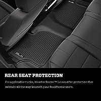 19 Silverado 1500 LD 15-19 2500//3500HD Silverado//Sierra Double Cab Husky Liners 2nd Seat Floor Liner Fits 14-18 1500 19 Sierra Limited