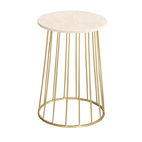 Amazon.com: CSQ - Mesa de café para salón, mesa redonda de ...