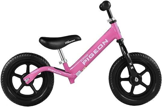 Bicicleta sin Pedales, De 12 pulgadas bicicleta de equilibrio ...