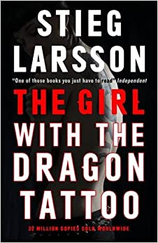 The girl with the dragon tattoo millennium series for The girl with the dragon tattoo books