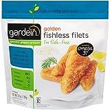 Gardein Golden Fishless Filet, 10.1 Ounce - 8 per case.