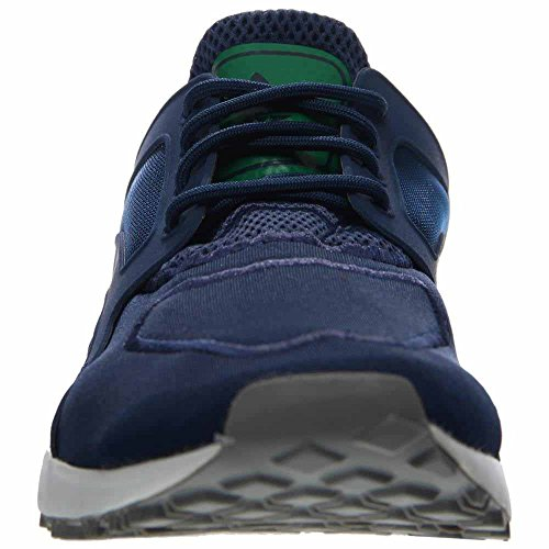 Adidas Racer Lite Men Scarpa Da Corsa Sintetica Punta Rotonda Blu