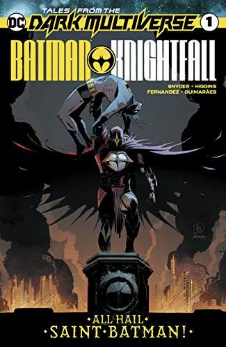 Tales From the Dark Multiverse: Batman: Knightfall (2019) #1 VF/NM-NM
