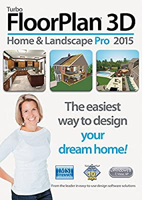 TurboFloorPlan Home and Landscape Pro 2015 [Download]