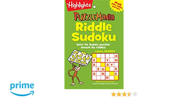 Riddle Sudoku: Solve the Sudoku puzzles! Unravel the riddles
