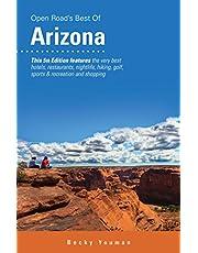 Open Road's Best of Arizona (Volume 5)