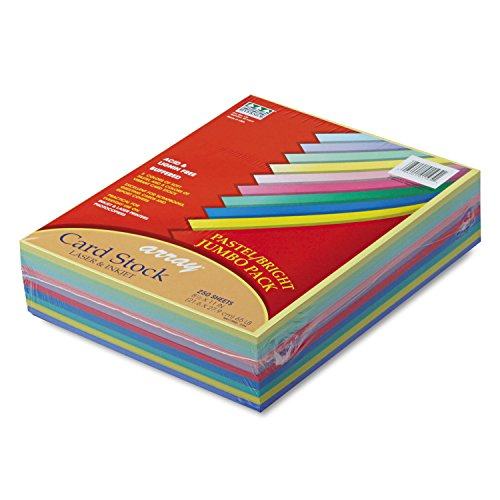 PAC101195 - Pacon Array Card - Array Pacon Cardstock