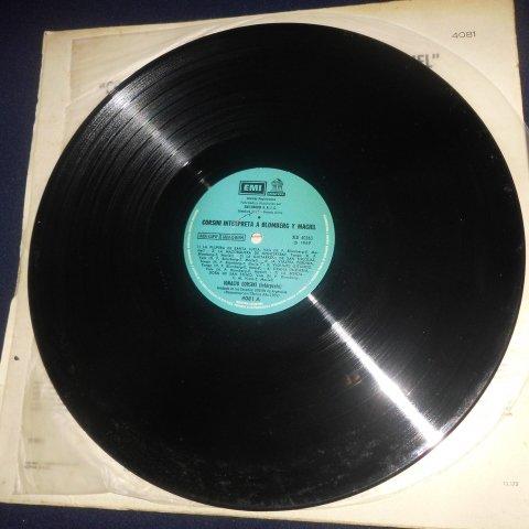 Blomberg, Maciel, Ignacio Corsini - Ignacio Corsini - Corsini Interpreta a Blomberg Y Maciel Label: Emi-odeon, S.a. - 4081, Coleccion Musical - 4081 ...