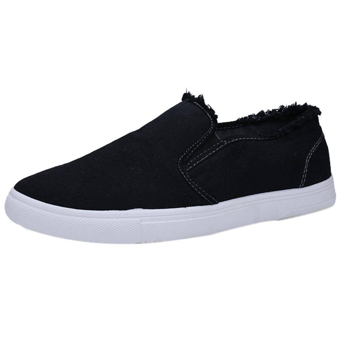 最安値で  [Dainzuy Men's Shoes] メンズ B07G1ZK4T5 B07G1ZK4T5 ブラック EU:39 EU:39 ブラック US:6.5, 東京商会:8d72a193 --- specialcharacter.co