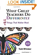 #6: What Great Teachers Do Differently: 17 Things That Matter Most